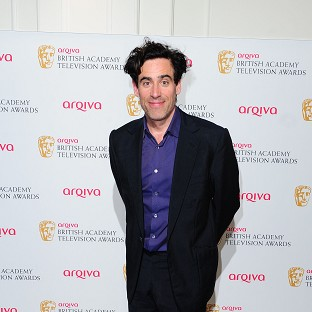 Stephen Mangan hosted the Bafta TV and Craft awards ceremony
