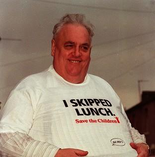 Banbury Cake: The late Sir Cyril Smith