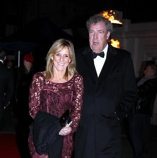 Banbury Cake: Frances Clarkson has reportedly filed for divorce from the 54-year-old Top Gear star Jeremy