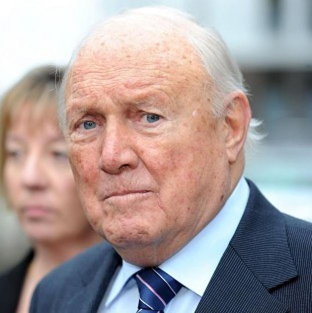 Banbury Cake: The prosecution has opened its case against veteran broadcaster Stuart Hall