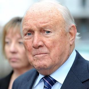 Stuart Hall denies allegations of rape