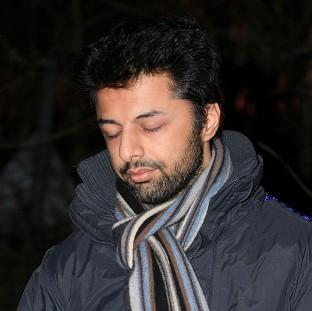 Banbury Cake: Shrien Dewani made a brief appearance in court