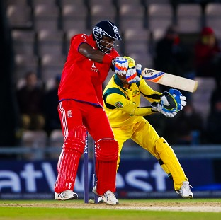 Carberry returns to England fold