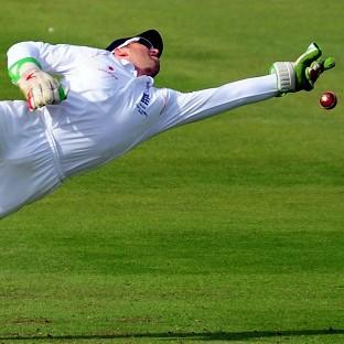 Emerging all-rounder Ben Stokes and England wicketkeeper Matt Prior, pictured, are nursing injuries