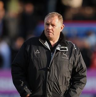 Newcastle rugby director Dean Richards, pictured, says Josh Furno is a