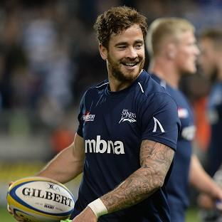 Danny Cipriani is set to receive his first England squad call-up in six years