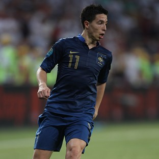 Samir Nasri is contemplating his international future after his latest France snub