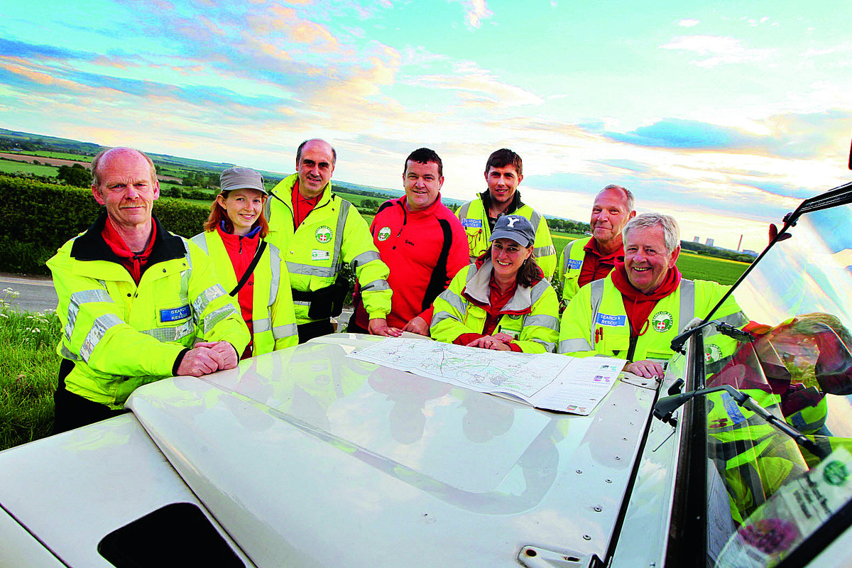 Search and rescue experts  in call for more volunteers
