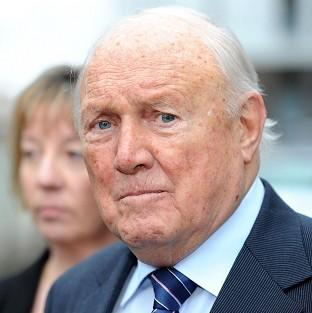 Banbury Cake: Stuart Hall has been cleared of 15 rapes and four other indecent assaults
