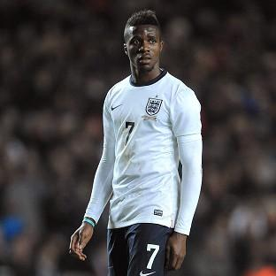 Wilfried Zaha has been ruled out of Monday's England Under-21 match against W