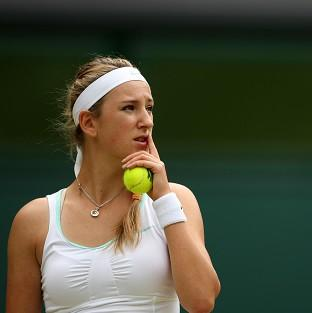 Victoria Azarenka confirmed on Twitter that she would not be playing in France