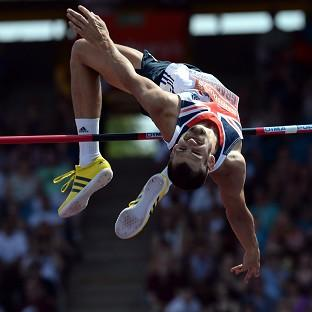 Robbie Grabarz will not compete at the Commonwealth Games in Glasgow