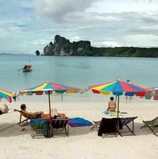 Around 800,000 Britons visit Thailand every year