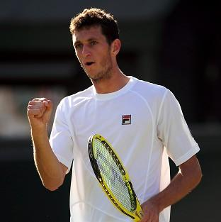 James Ward achieved an historic victory
