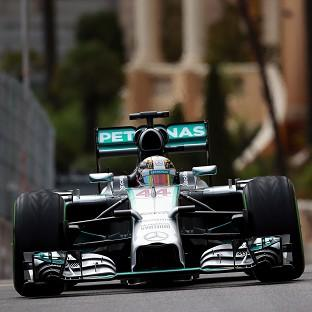 Lewis Hamilton has never secured pole in Monaco