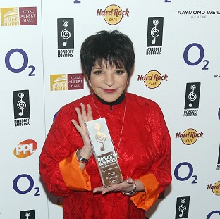 Liza Minnelli has cancelled a series of concerts because of a medical condition