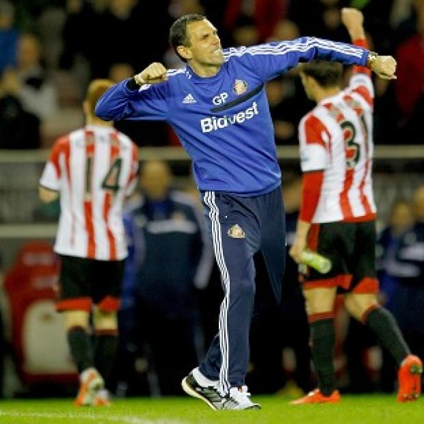 Banbury Cake: Gus Poyet has been rewarded for keeping Sunderland in the Premier League