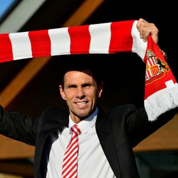 "Banbury Cake: Sunderland head coach Gus Poyet is looking forward to a ""different"" challenge after signing a new contract"
