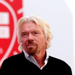 Virgin boss Sir Richard Branson was sent more than a thousand tweets urging him to block the flight