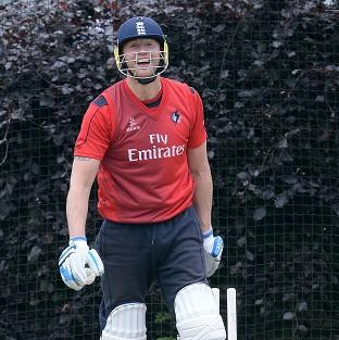 Andrew Flintoff is looking forward to representing