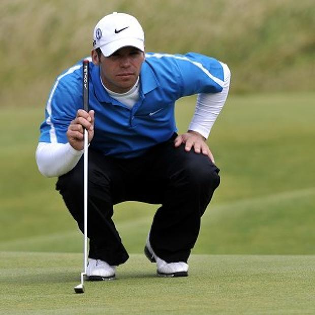Banbury Cake: England's Paul Casey leads the way in Ohio after the second round