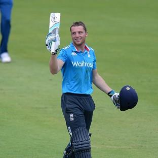 Jos Buttler was almost a Lord's match-winner for England