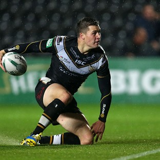 Jamie Shaul was one of Hull's try scorers