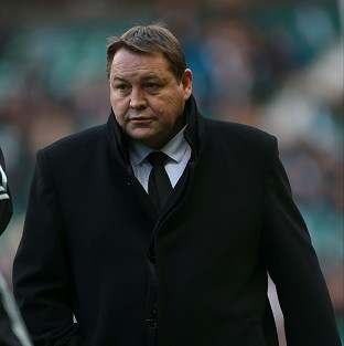 Steve Hansen expects a tough examination against England