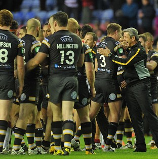 Daryl Powell was happy with Castleford's effort in the win over Hull KR