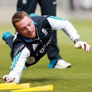 Jos Buttler may yet have a shot at a Test debut next week