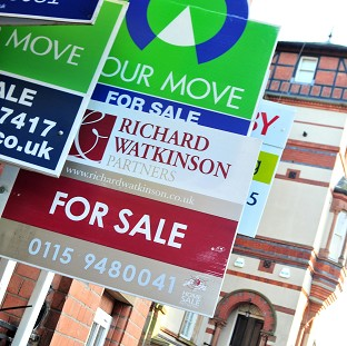 The Halifax has reported another sharp increase in house prices