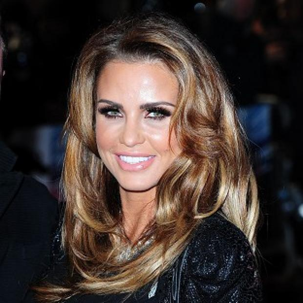 Banbury Cake: Katie Price says she is unlikely to marry again