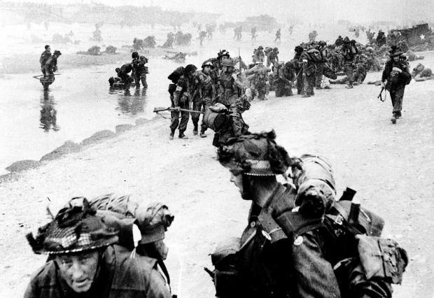 D-Day: 70 years on we remember
