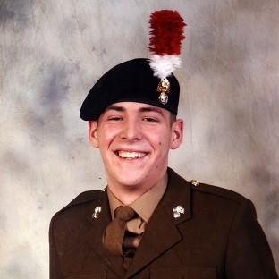 Fusilier Lee Rigby was hacked to death by Michael Adebolajo and Michael Adebowale outside Woolwich Barracks on May 22 las