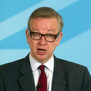 Banbury Cake: Michael Gove has denied that he was considering his position in the Cabinet