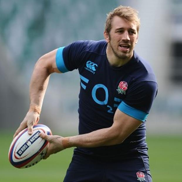 Banbury Cake: Chris Robshaw is concerned with results over performances