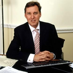 Ex-health secretary Alan Milburn
