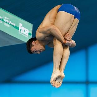 Tom Daley won silver in Mexico