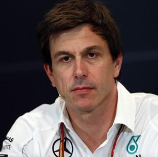 Banbury Cake: Toto Wolff, pictured, apologised to Lewis Hamilton for his car failure