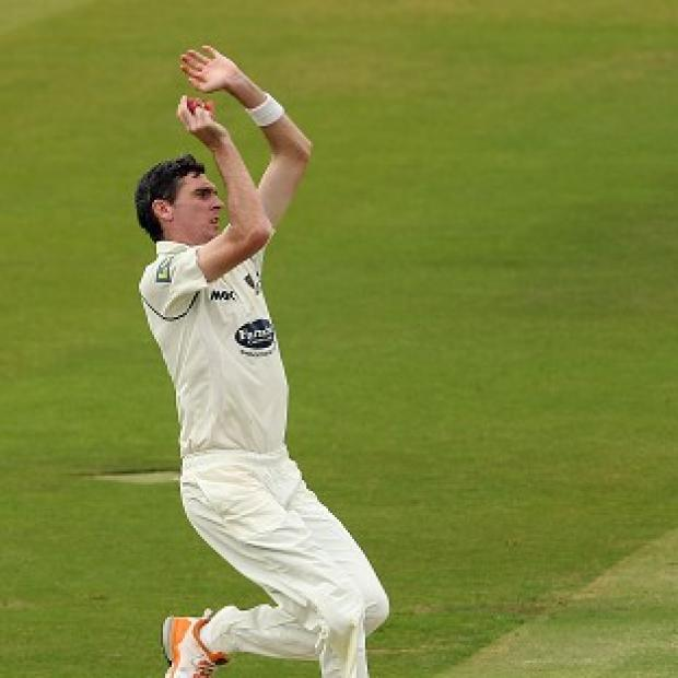 Banbury Cake: Steve Magoffin five-for had put Sussex in charge prior to lunch