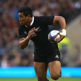 Julian Savea is back for the All Blacks