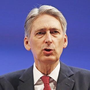 Defence Secretary Philip