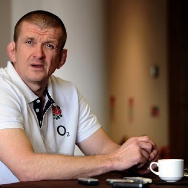 Banbury Cake: Graham Rowntree has challenged England to match the All Blacks on Saturday