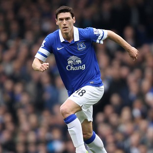 Everton are keen to sign Gareth Barry