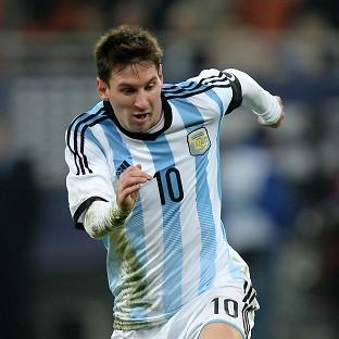 Lionel Messi will hope to become a national hero in this World Cup