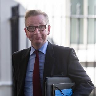 Education Secretary Michael Gove, who hired Dominic Cummings as an adviser