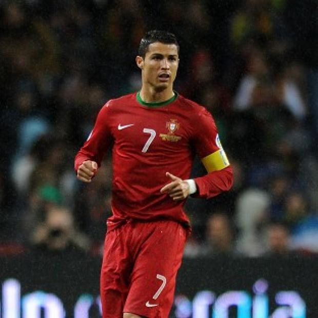 Banbury Cake: Portugal captain Cristiano Ronaldo, pictured, is fully fit to face Germany in Group G