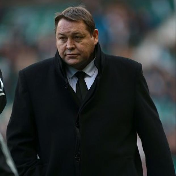 Banbury Cake: Steve Hansen believes England are struggling to choose a suitable tactical approach