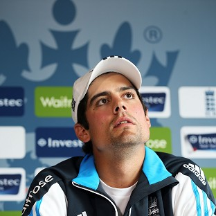 Alastair Cook believes criticism of him is personal
