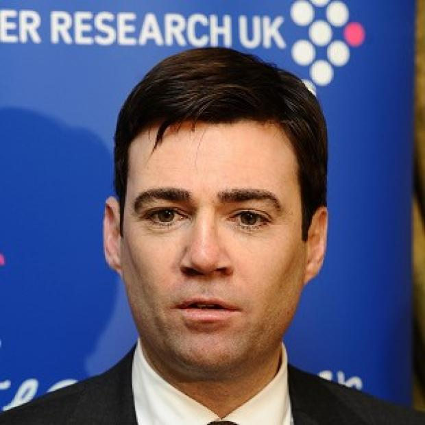 "Banbury Cake: Andy Burnham said there was ""no doubt"" e-cigarettes were a ""gateway product"""